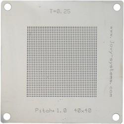 Standard Stencil lemezek (JV-RMS)