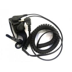 Kétvezetékes csuklópánt - Fekete (BSC-C-13)