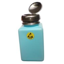 ESD Pumpás adagoló flakon - Kék (BSC-L-01/2/-blue)
