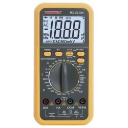 Digitális multiméter induktivitás méréssel (GE-MX 25304)