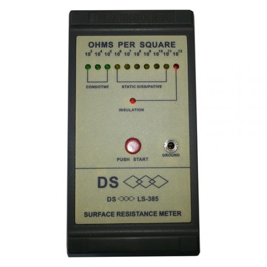 Felületi ellenállás mérő (BSC-SRM9V)